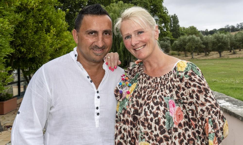 Roland Bartsch und Steffi Bartsch