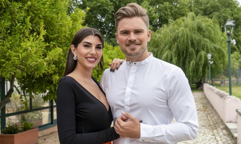 Johannes Haller und Yeliz Koc
