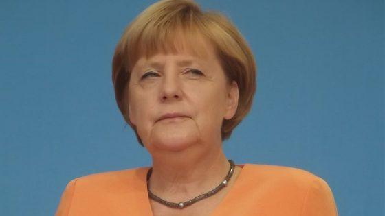NEWS 9 Angela Merkel BILD kukksi