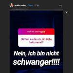 Sarafina Wollny: Schwanger? Sie meldet sich zu Wort!