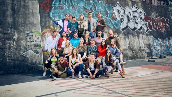 """Die Stars aus """"Berlin - Tag & Nacht"""""""