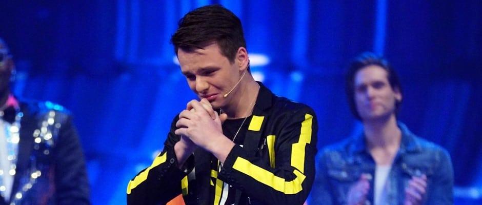 DSDS 2017 Sandro Brehorst BILD RTL Stefan Gregorowius