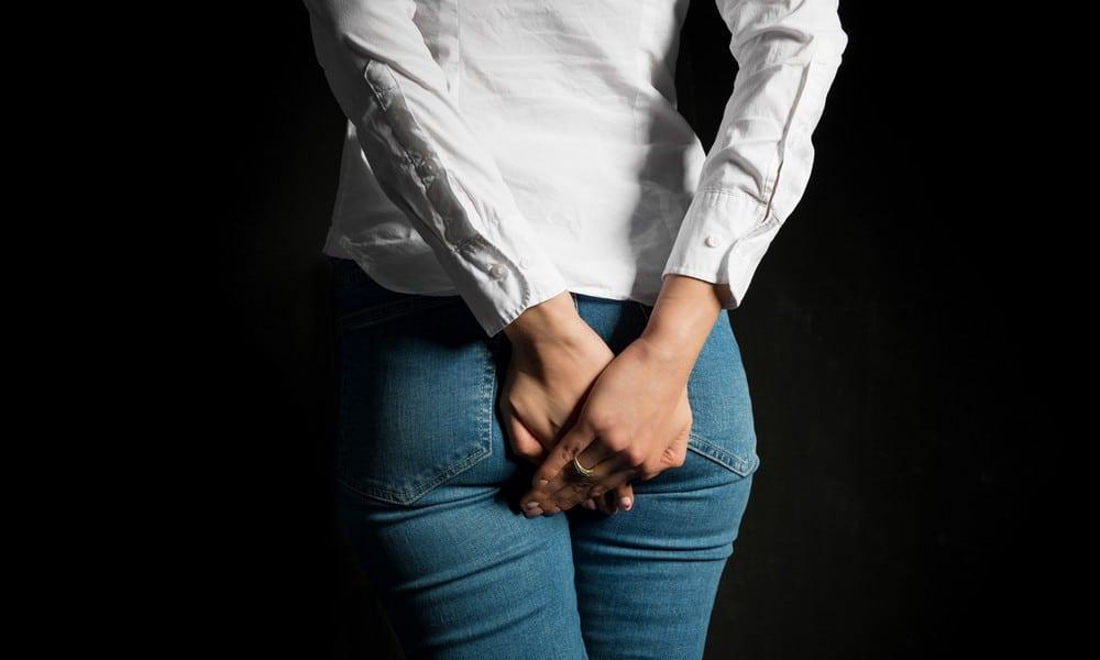 Sex frau furzt beim Frauen