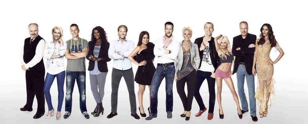 KU 2014 BILD TV Sat1 Promi Big Brother 8 BILD Sat1 Saumweber Jaworek Weber Koch