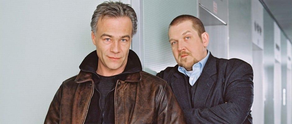 KU 2014 SLIDE940 TV ARD Tatort 1 Max Ballauf Freddy Schenk BILD WDR Jens von Zoest