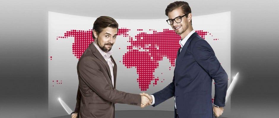 KU 2014 SLIDE940 TV ProSieben TV Joko gegen Klaas BILD ProSieben
