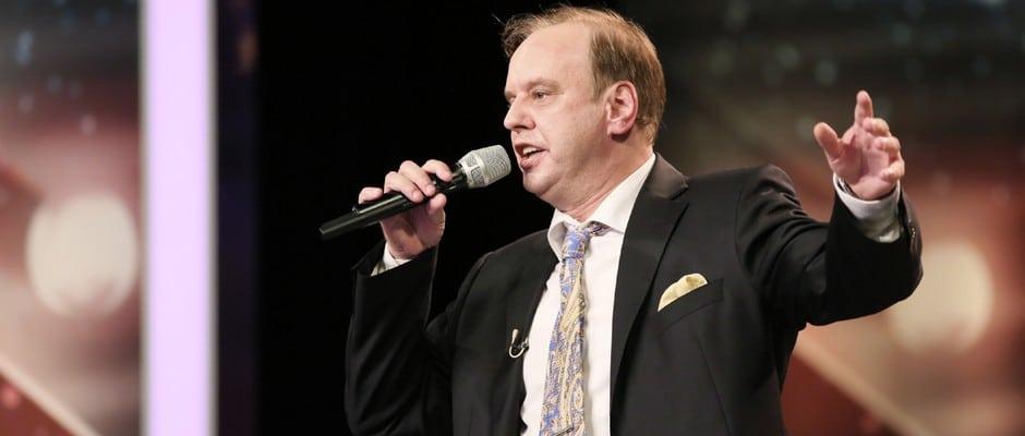 KU 2014 SLIDE940 TV RTL Das Supertalent 2014 Kandidat 13 Tony Marony BILD RTL Axel Kirchhof