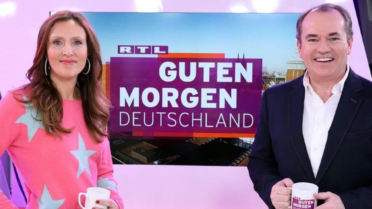 Rtl Guten Morgen Deutschland So Sieht Das Neue Studio Aus