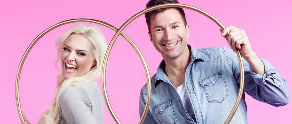 KU 2014 SLIDE940 TV RTL II Daniela Katzenberger 1 BILD RTL II Andreas Freude