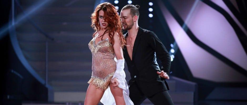 KU 2014 SLIDE940 TV RTL Lets Dance 2016 SEND 1 BILD RTL Stefan Gregorowius