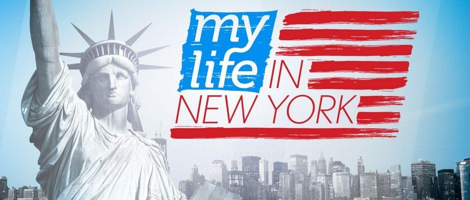 KU 2014 SLIDE940 TV RTL My Life in New York BILD RTL