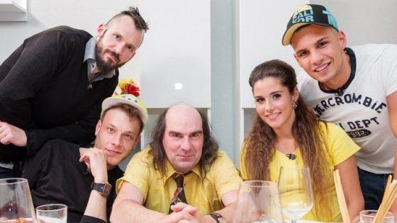 KU 2014 SLIDE940 TV Vox Promi Dinner 12 BILD VOX Bernd Maurer