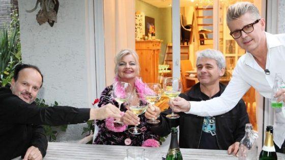 KU 2014 SLIDE940 TV Vox Promi Dinner 13 BILD VOX Frank W Hempel