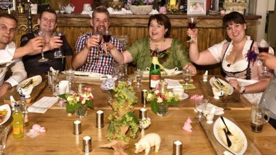 KU 2014 SLIDE940 TV Vox Promi Dinner 18 BILD VOX Markus Hertrich
