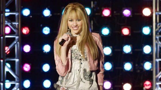 KU 2014SLIDE940 TV Disney Channel Miley Cyrus BILD Disney Channel