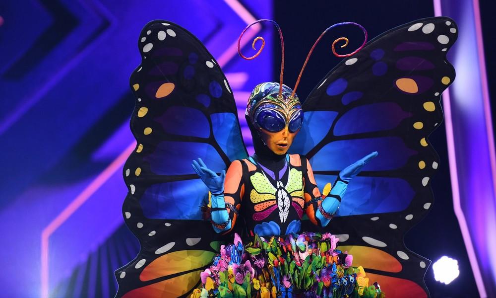 ProSieben The Masked Singer 1 BILD ProSieben Willi Weber