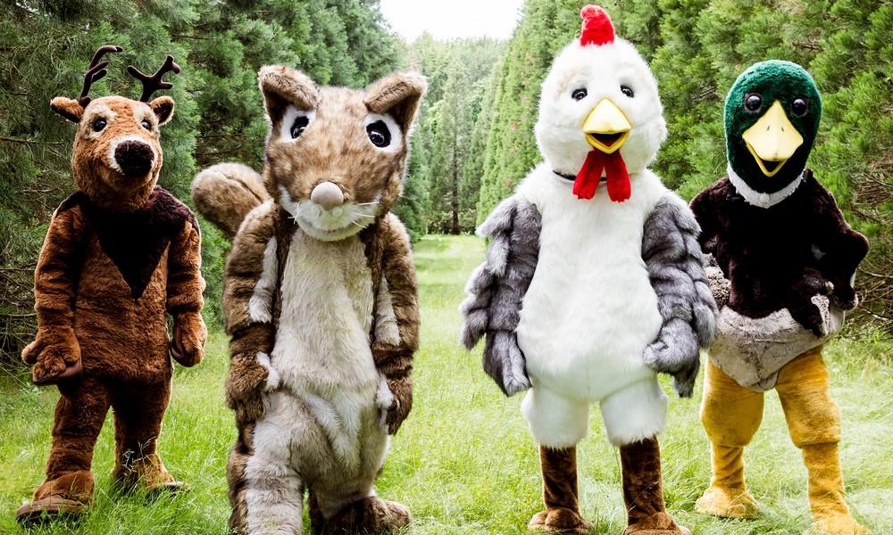 Wild im Wald: Darum geht es in der RTL II-Show!