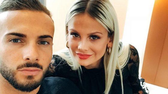 STARS 348 Julian Evangelos und Stephanie Schmitz BILD Instagram