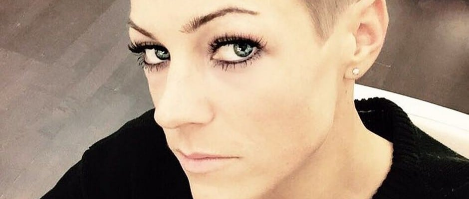 Saskia Beecks neue Frisur