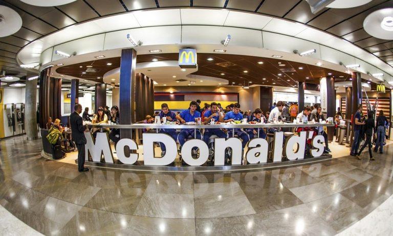 Mcdonalds Döner