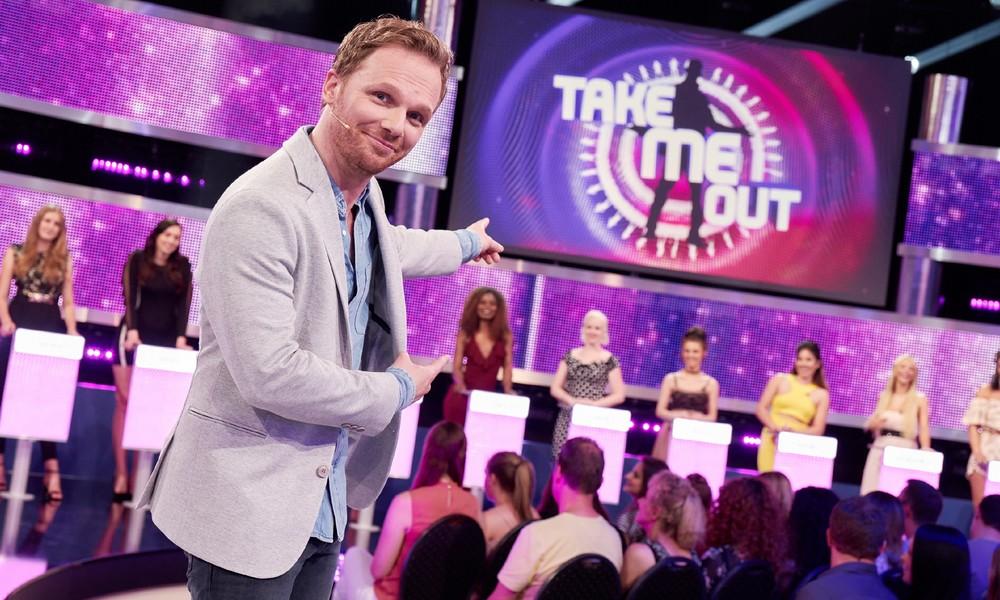 Take Me Out 5 BILD RTL Frank Dicks