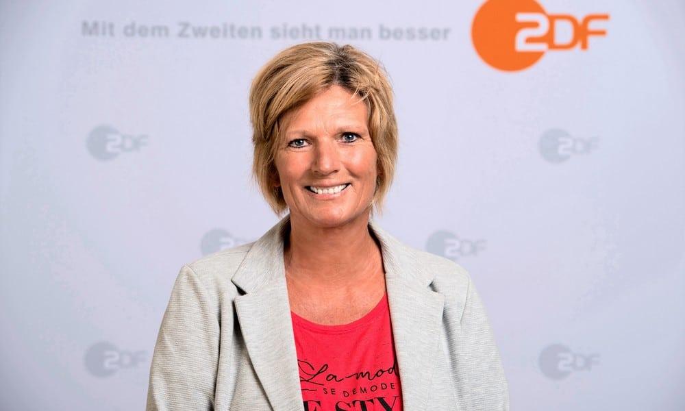 ZDF Claudia Neumann BILD ZDF Sandra Hoever