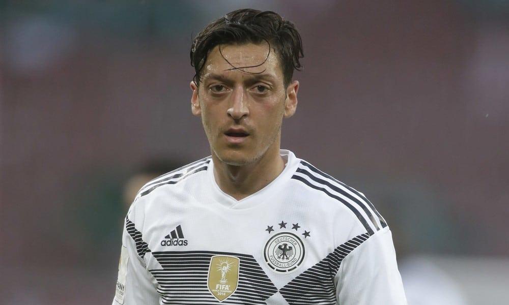 dpa 6 Mesut Özil BILD dpa