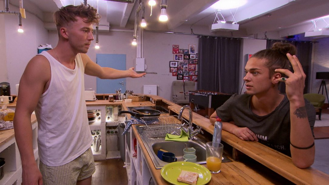 Berlin – Tag & Nacht-Connor: Gesteht er Toni seine Gefühle?