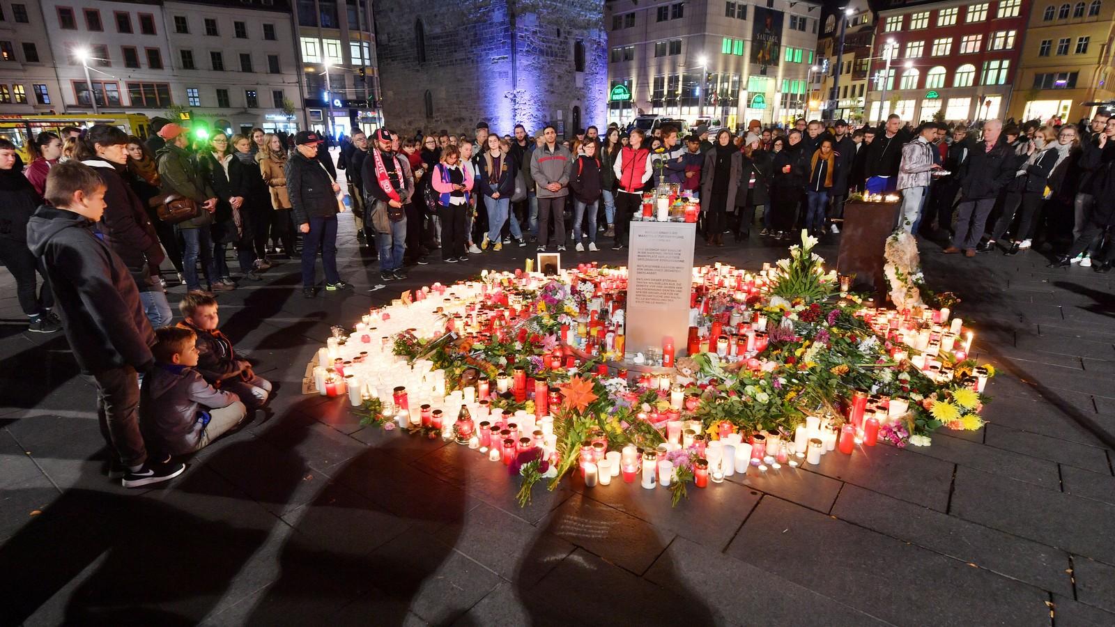 Attentat in Halle