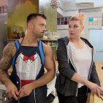 Berlin - Tag & Nacht: Mike flirtet mit Paula!