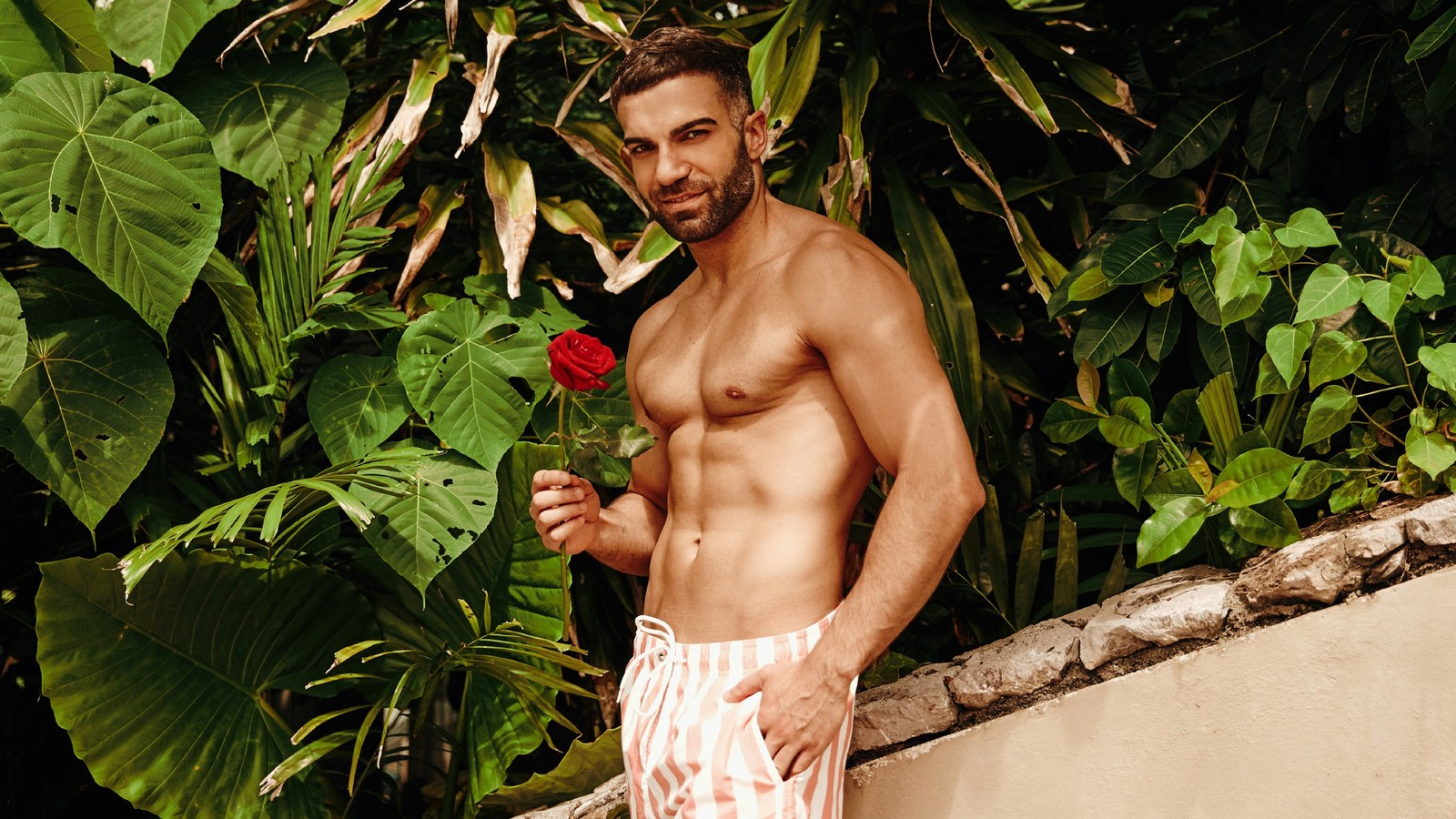 """Rafi bei """"Bachelor in Paradise"""""""