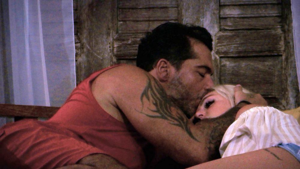 Aurelio und Samantha