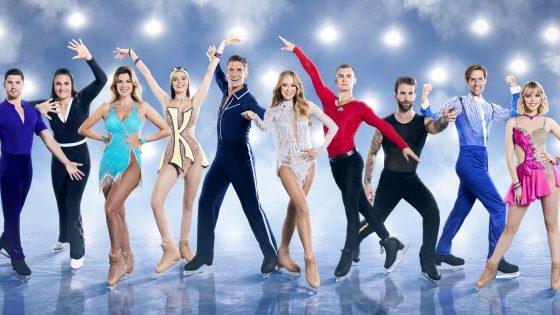 """Die Kandidaten bei """"Dancing on Ice"""""""