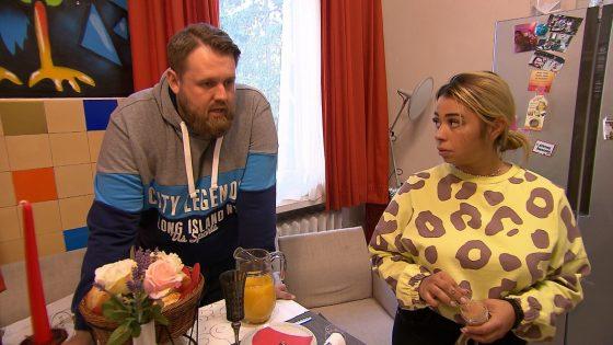 """Jan und Lucy bei """"Köln 50667"""""""
