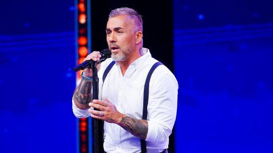 "Mike Leon Grosch bei ""Das Supertalent"""