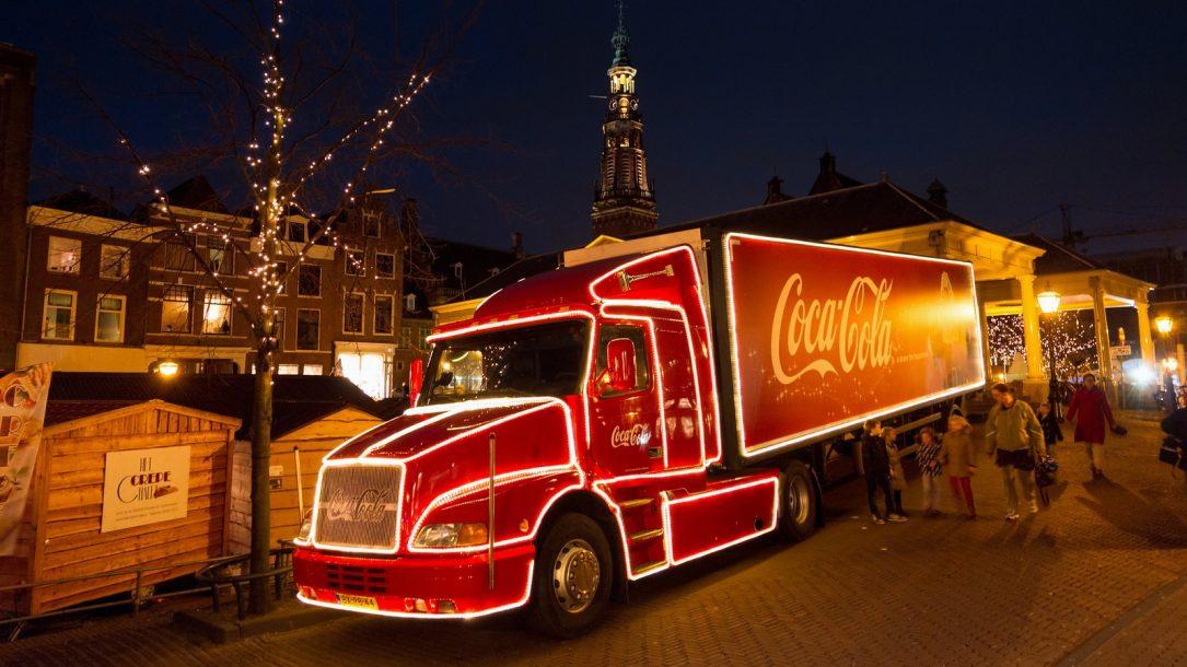 Coca Cola Truck Tour: Das sind alle Termine 2019!