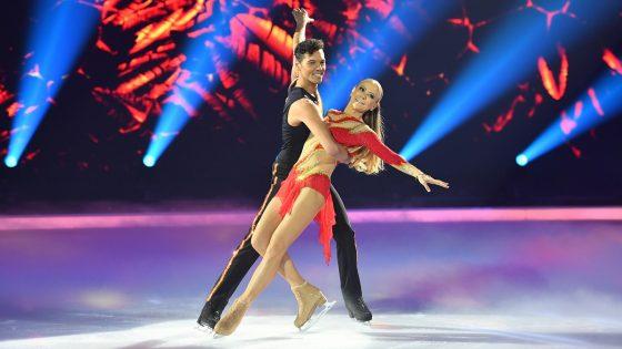 Jenny Elvers und Jamal Othmann