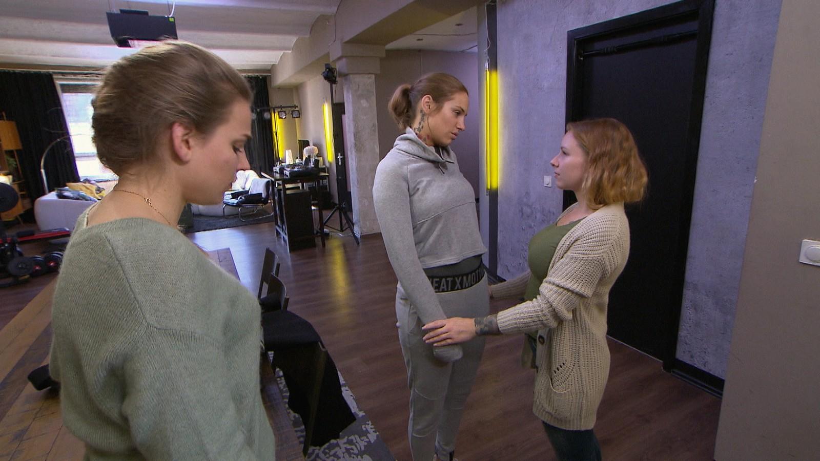 Vivi, Emmi und Milla