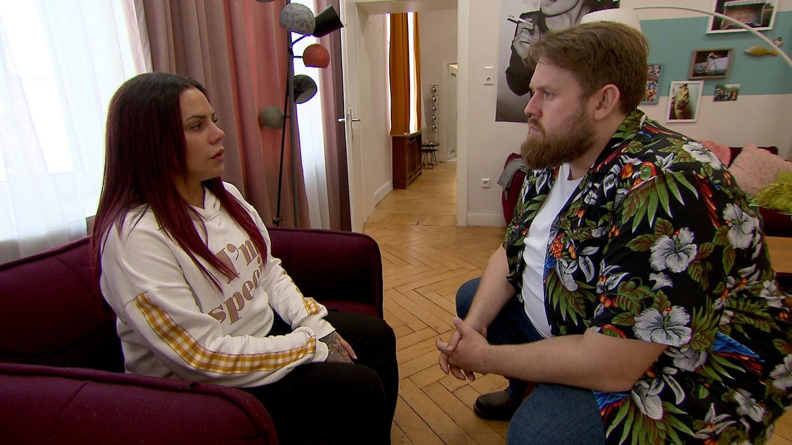 """Sophia und Jan bei """"Köln 50667"""""""