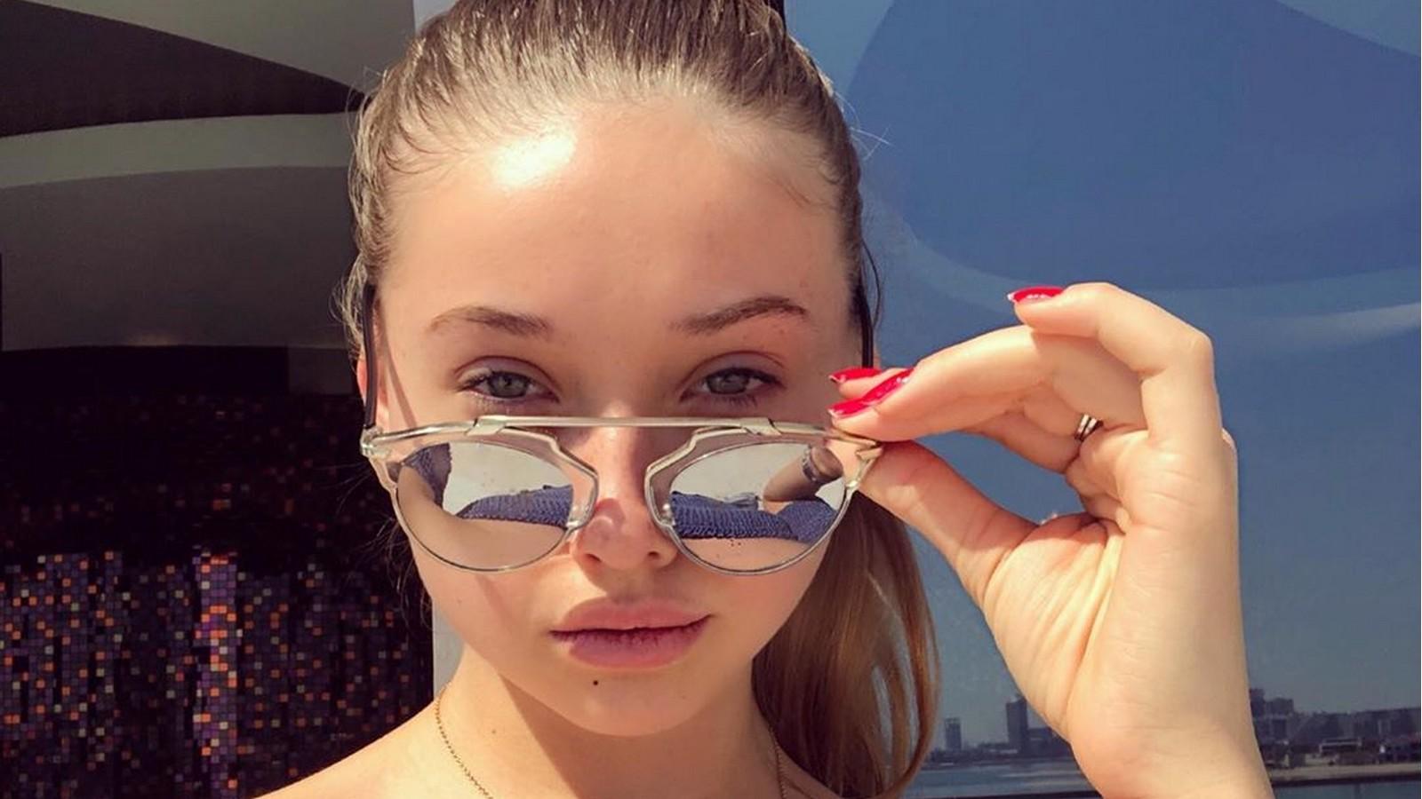 Shania Geiss: Sie hat den ersten Modelvertrag!