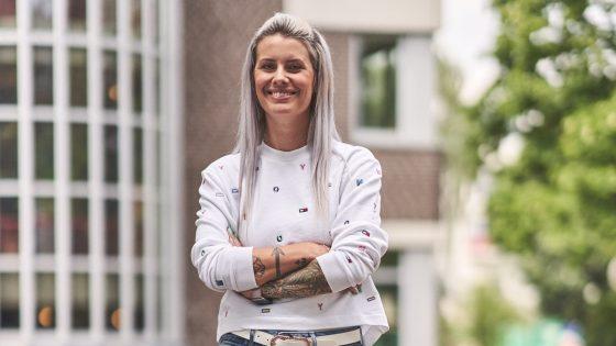 """Pia Tillmann bei """"Krass Schule"""""""