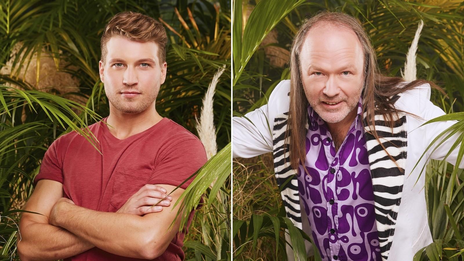 Raul Richter und Markus Reinecke