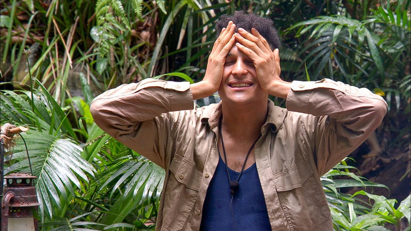 Prince Damien im Dschungelcamp