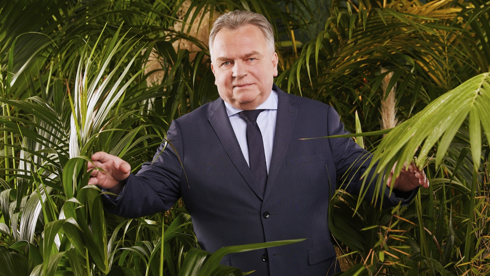 Dschungelcamp-Kandidat Günther Krause