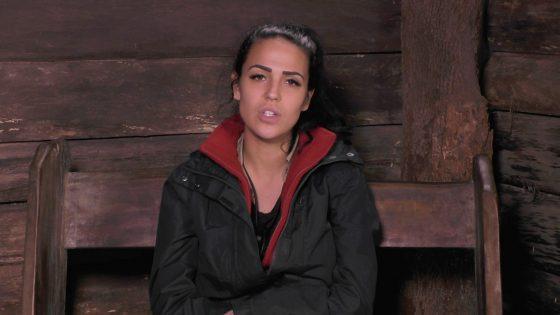 Elena Miras im Dschungelcamp