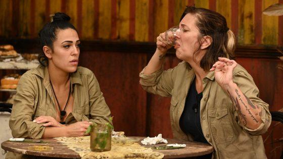 Elena Miras und Daniela Büchner