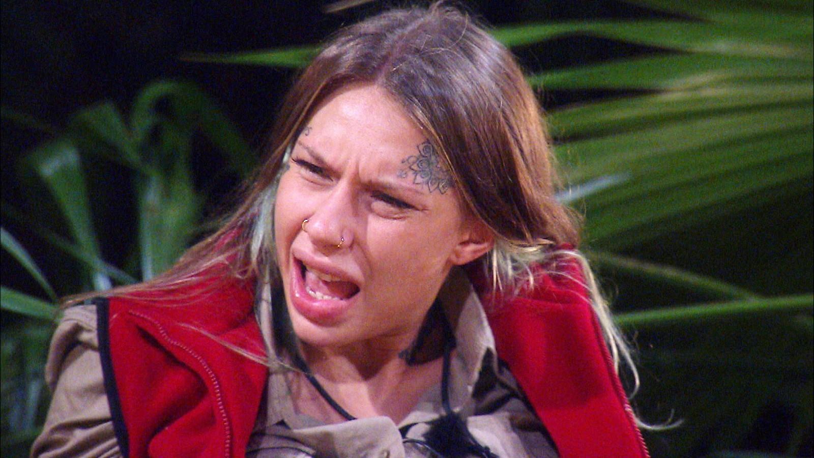 Toni Trips im Dschungelcamp