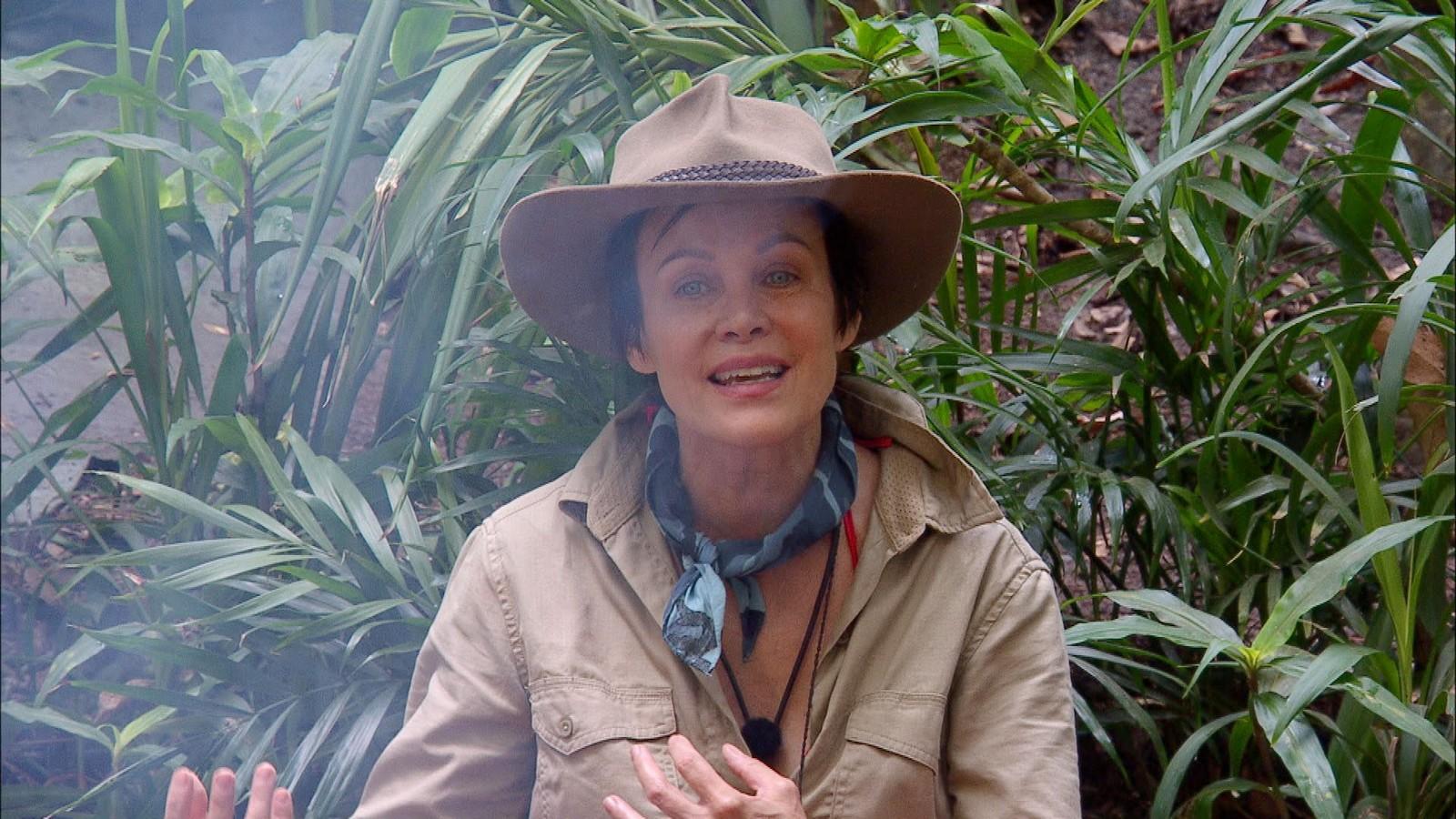 Sonja Kirchberger im Dschungelcamp