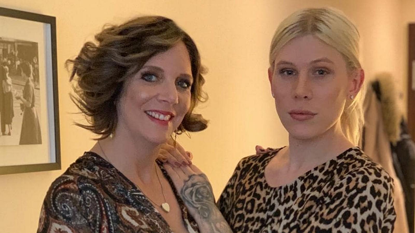 Daniela Büchner und Arielle Rippegather