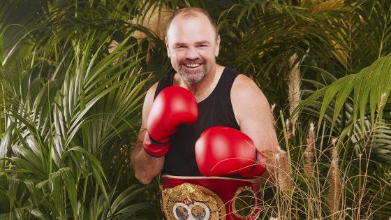 Dschungelcamp-Kandidat Sven Ottke
